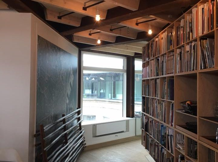 Akustikpuds - Akustikloft Römerhus