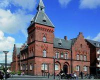 Akustikpuds – Esbjerg Ting- og arresthus