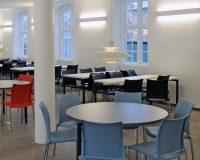 Akustikpuds – Akustikloft: kantine Livgardens Kaserne – Rosenborg