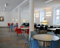 Akustikpuds – Akustikloft: Kantinen Livgardens Kaserne – Rosenborg
