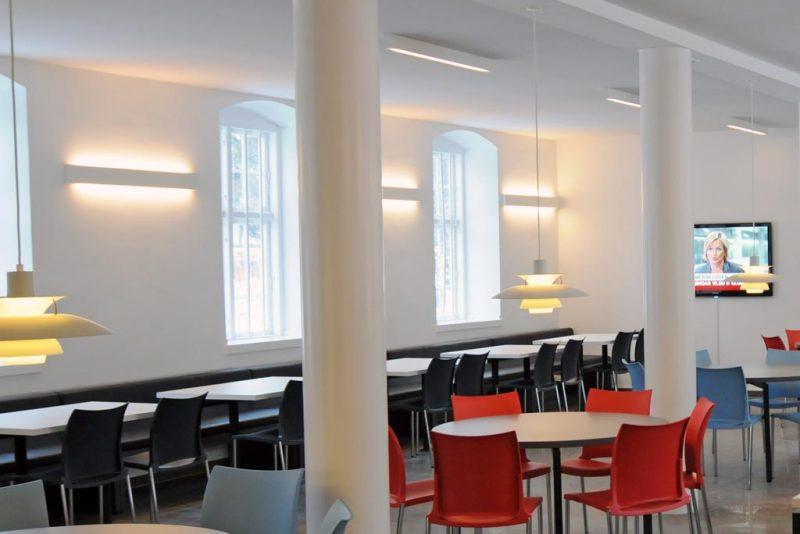 Akustikpuds - Akustikloft: Livgardens Kaserne - Rosenborg