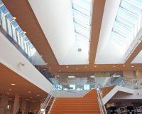 Akustikpuds – Akustikloft: Campus Roskilde