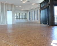 Akustikloft – Kontor i Trafiktaarnet øst med akustikloft af akustikpuds