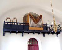 Akustikpuds – Akustikloft: Aarup Kirke