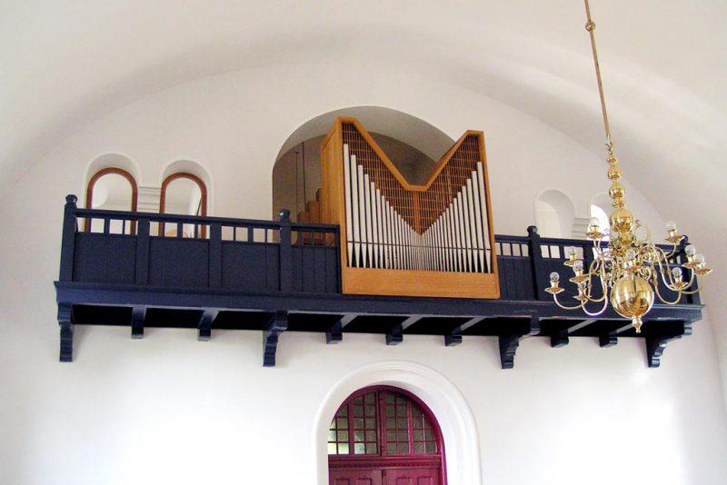 Akustikpuds - Akustikloft: Aarup Kirke