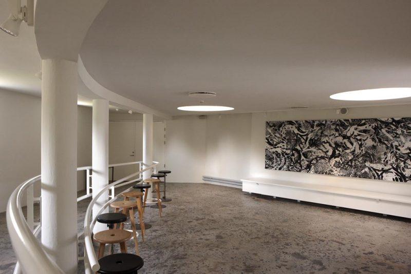 Akustikpuds - Akustikloft: Dansekapellet - Bispebjerg