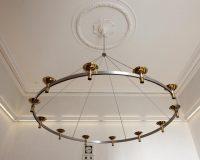 Akustikpuds – Akustikloft: Christiansborg – Grønlandsværelset