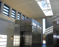 Akustikpuds – Akustikloft: Sundby Krematorium