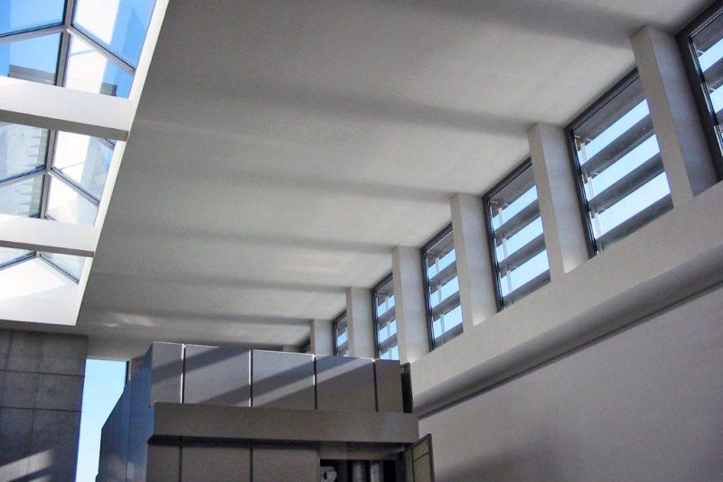 Akustikpuds - Akustikloft: Sundby Krematorium
